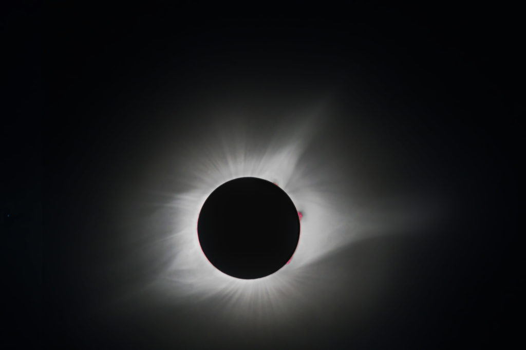 Total Solar Eclipse Gerald Missouri